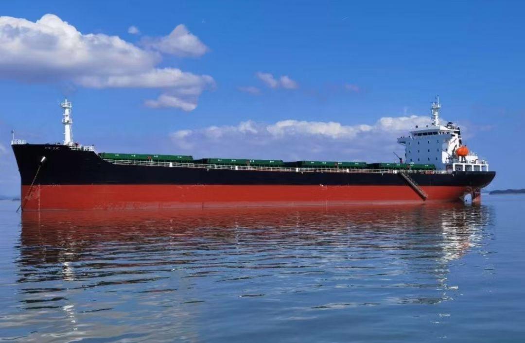 出售20000吨散货船