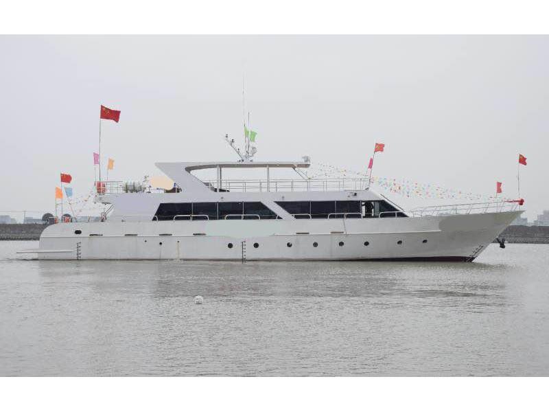出售2018年造31米近海钢质二类游艇
