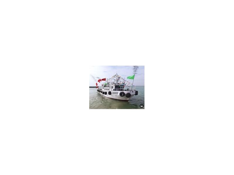 出售2020年底造21.8米沿海钢制交通船