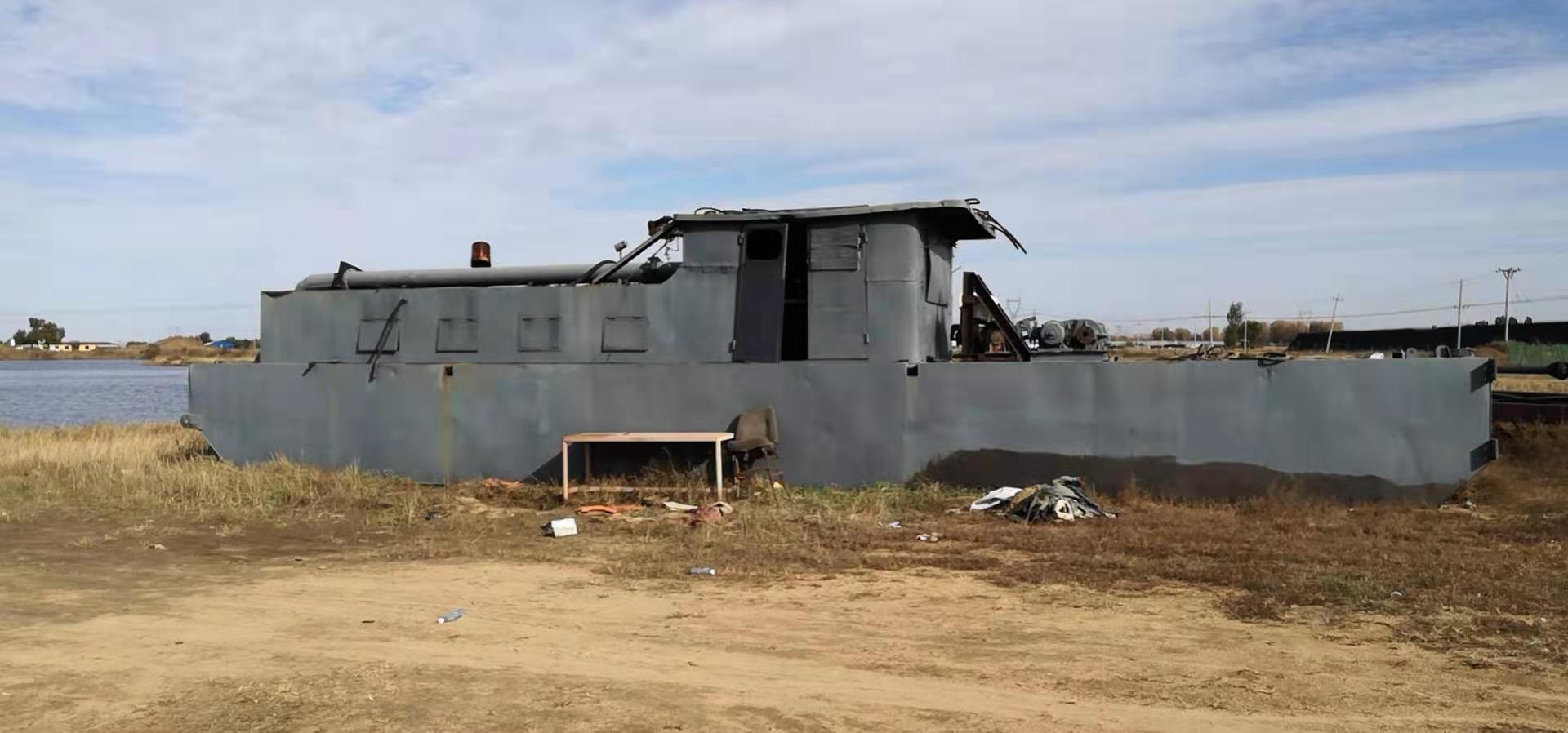 采沙船出售
