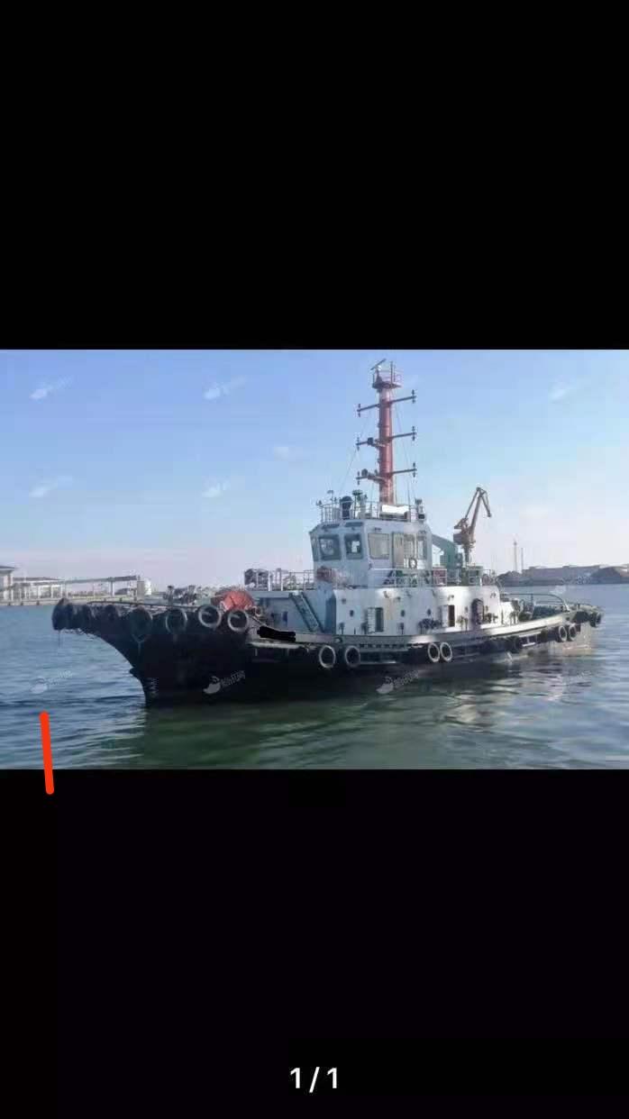 出售:2011年造全回转拖轮