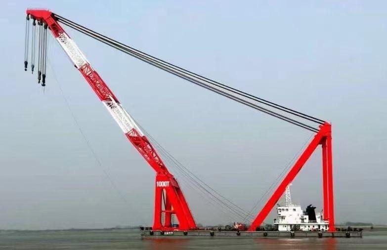 出租1000吨起重船