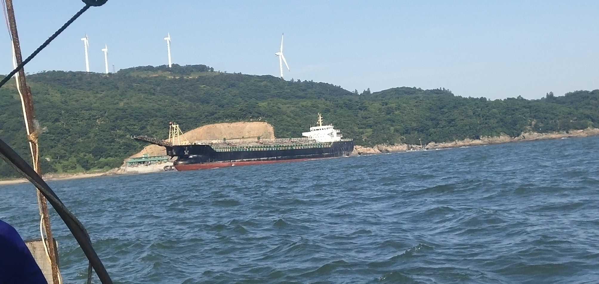 出售2017年造10000吨沿海自吸自卸砂船