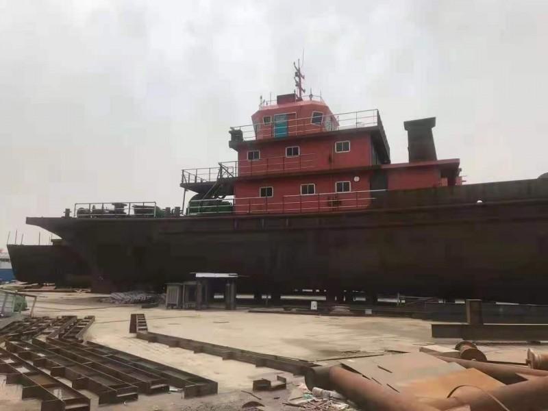 出售2021年造4400马力近海锚拖两用船