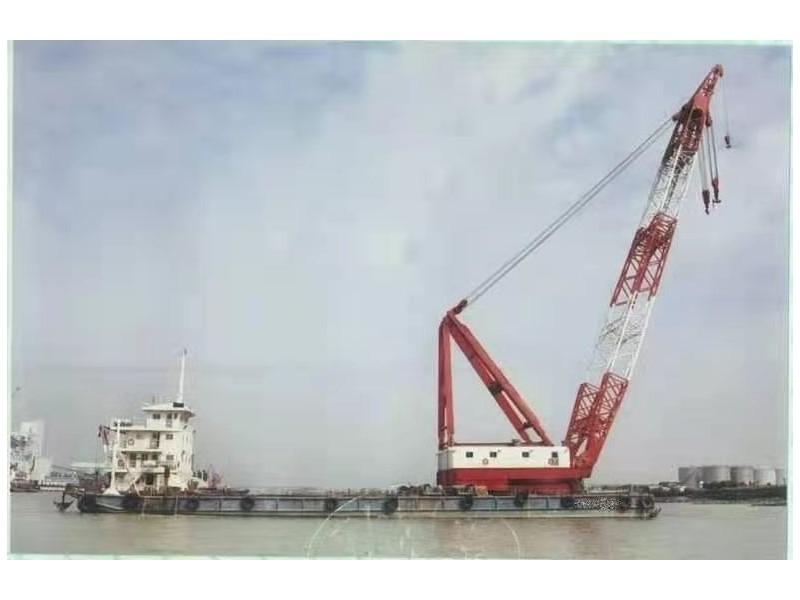 出售2015年造350吨沿海起重船