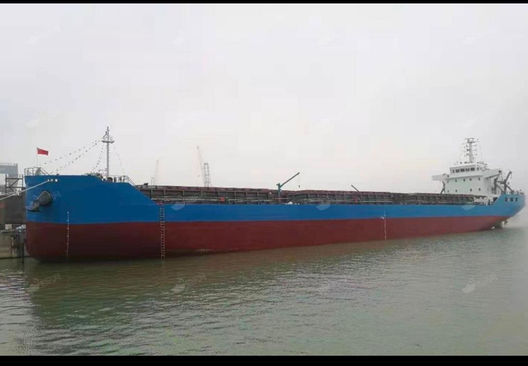 出售2018年7月江苏造8730吨散货船