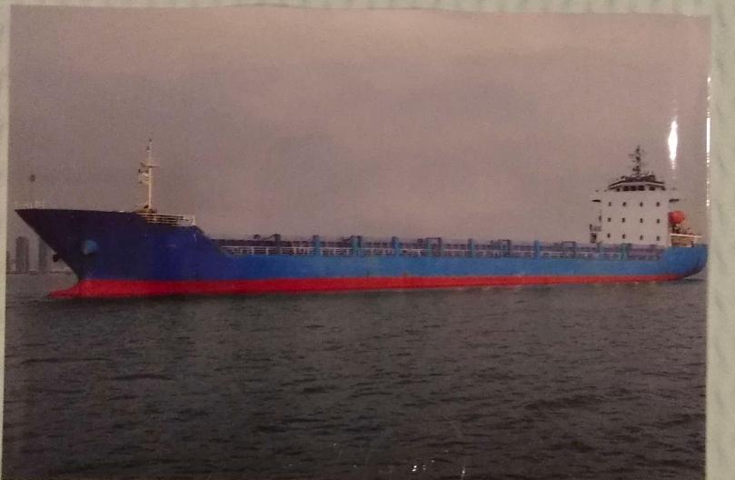 出售2011年江苏造10500吨集装箱船