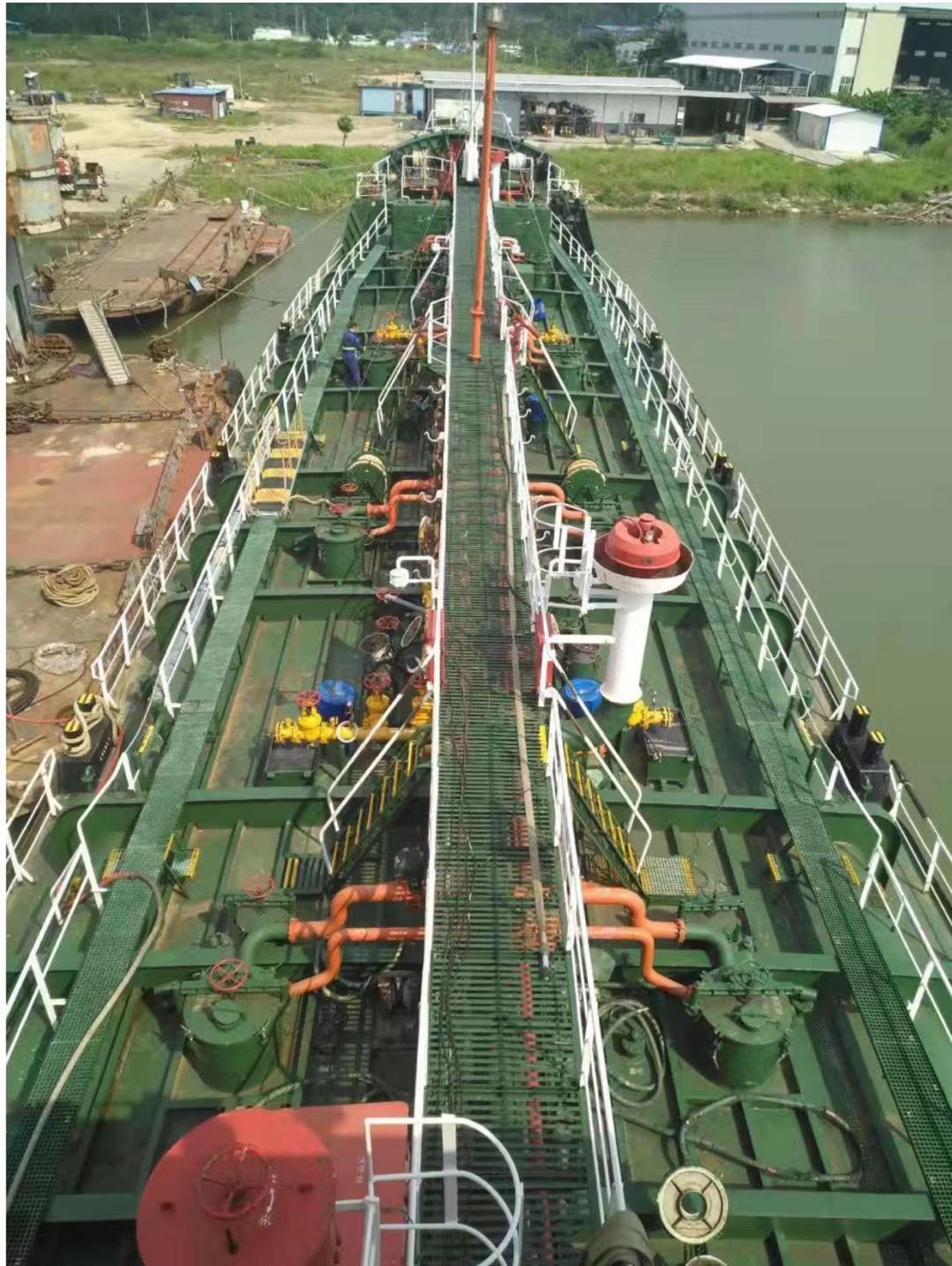 出售1650DWT化学品船