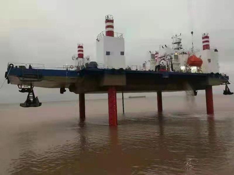 求租1000吨以的浮吊打桩船