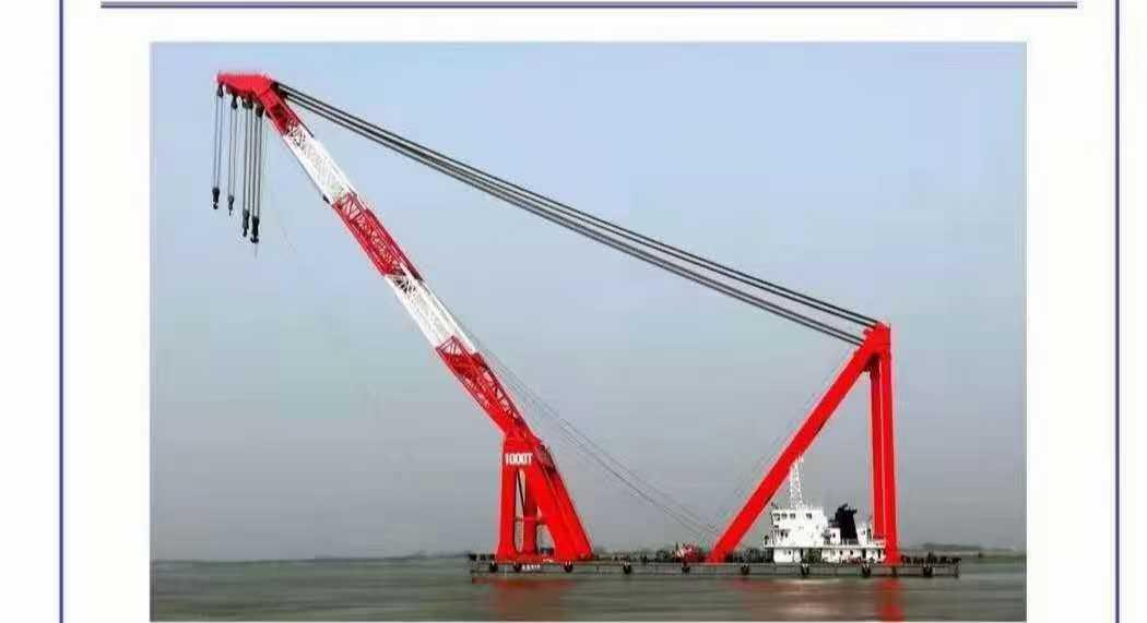 出租:3000吨扒杆吊