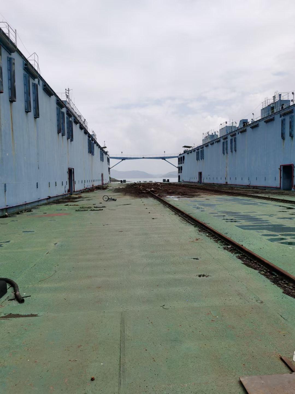 出售浮船坞