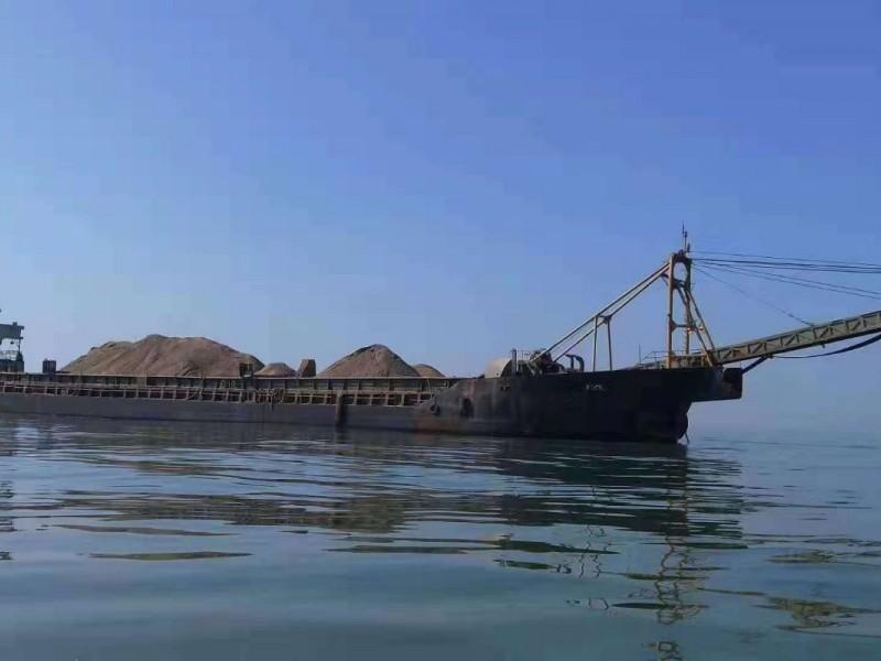 售:2011年沿海3000吨自卸砂船