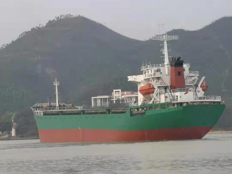 出售2008年造16000吨散货船- 直接船东