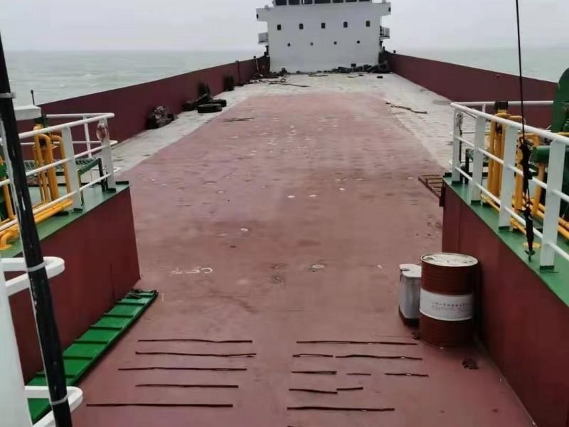 出售2009年造1750吨沿海甲板货船