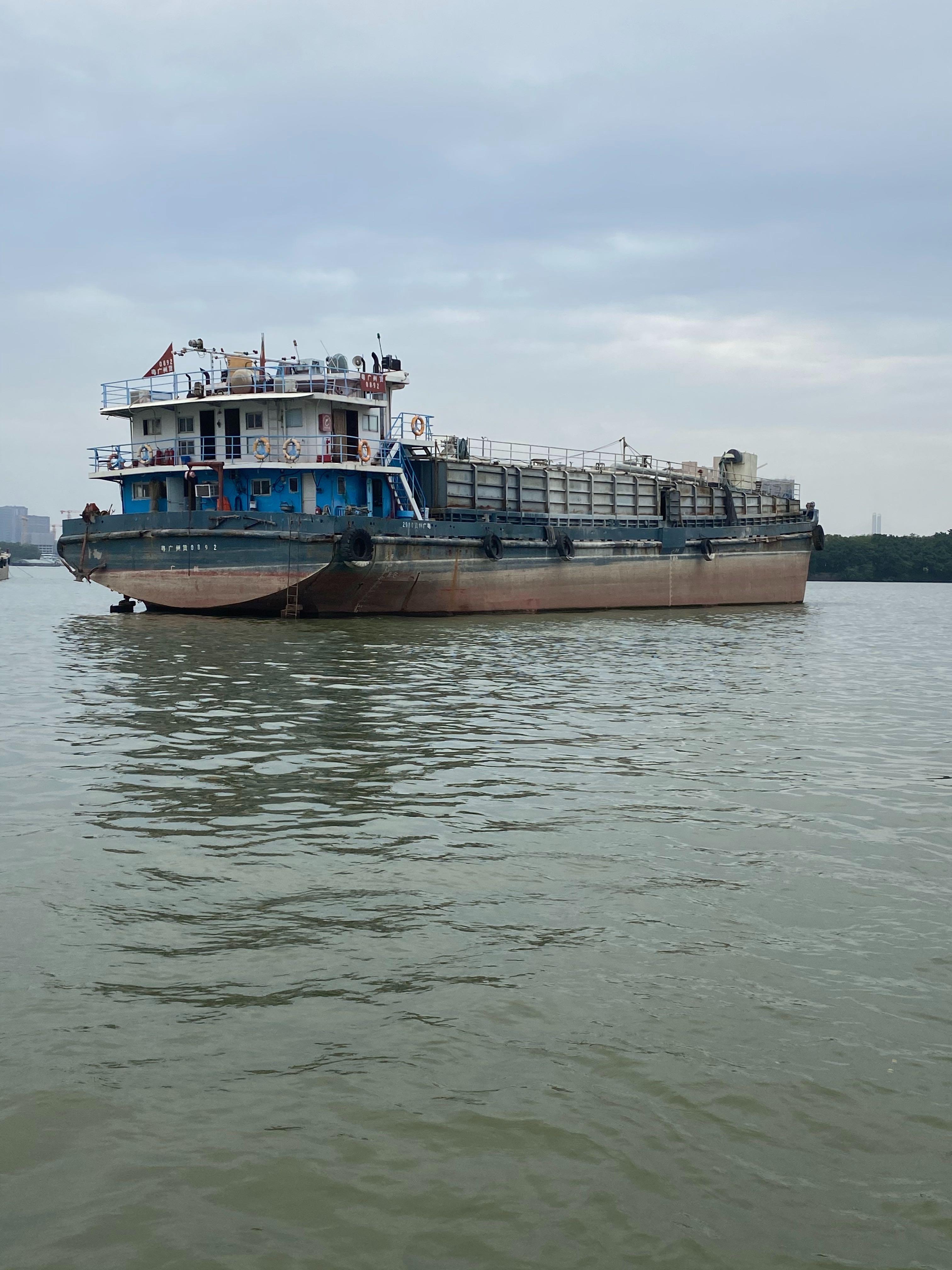 散装水泥船