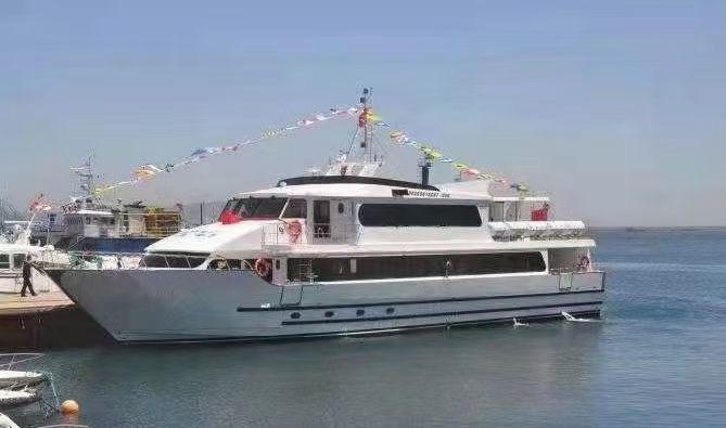 出售200人高速客船