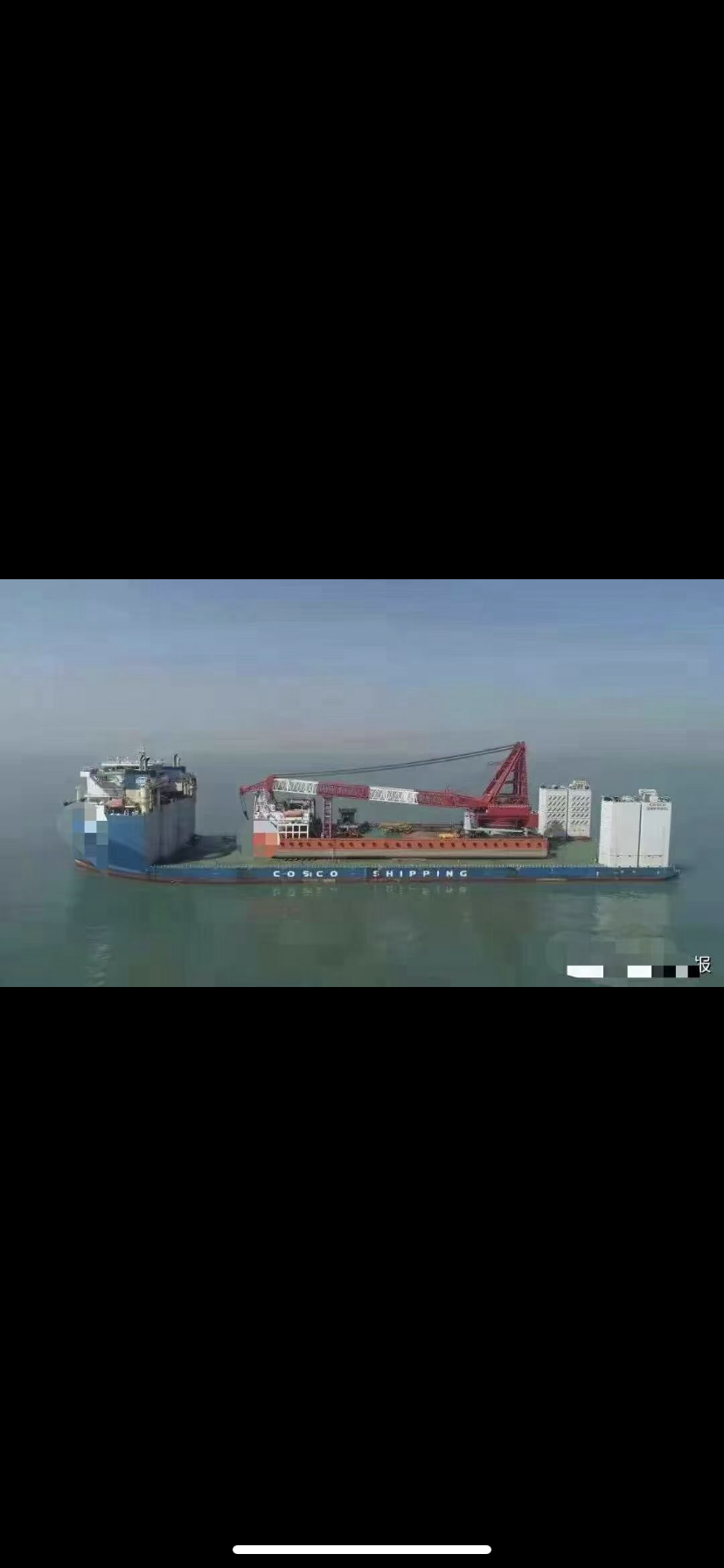 出租2000吨全回转浮吊