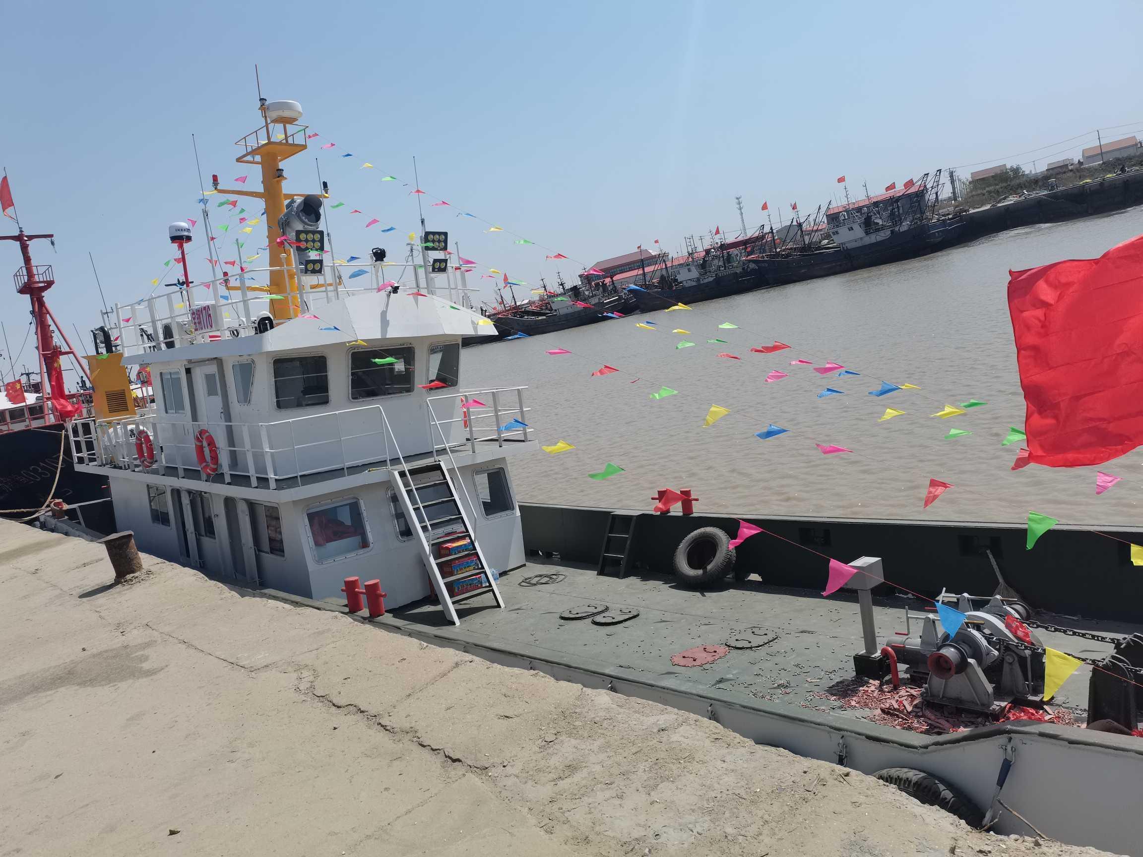 沿海交通船