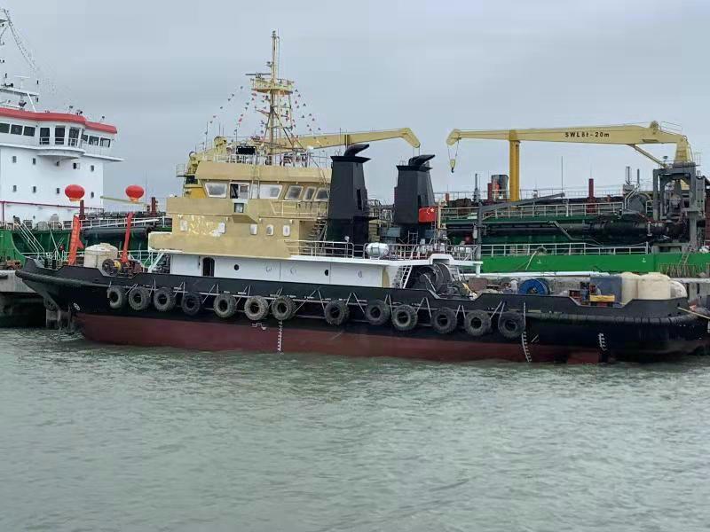售:2021年近海6600马力普通拖船