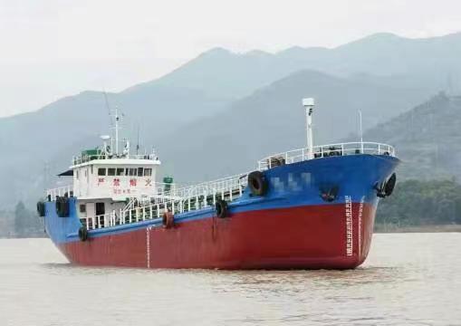 500吨沿海油船