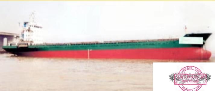 多用途船5000吨