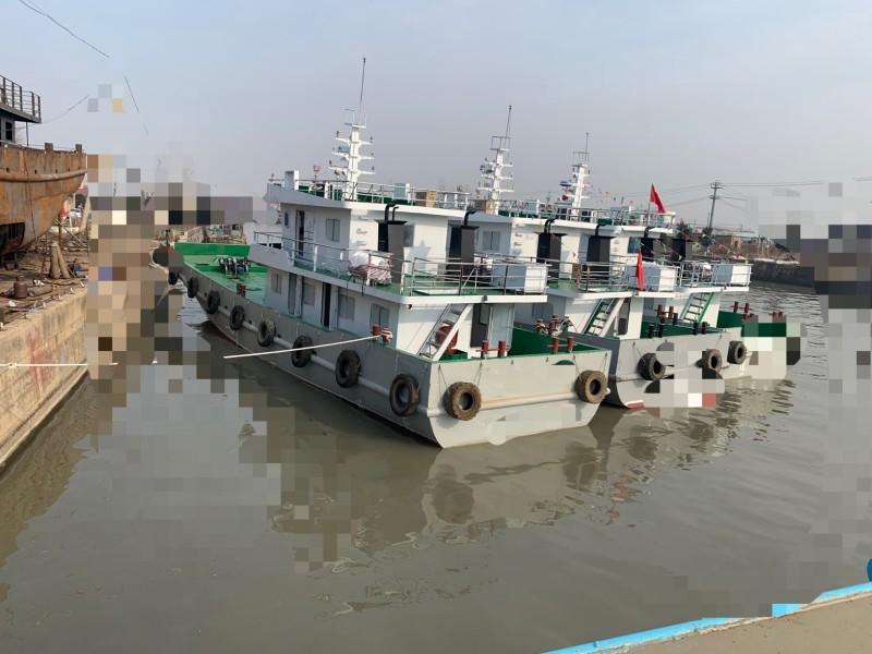 售:2021年沿海26米钢制交通船