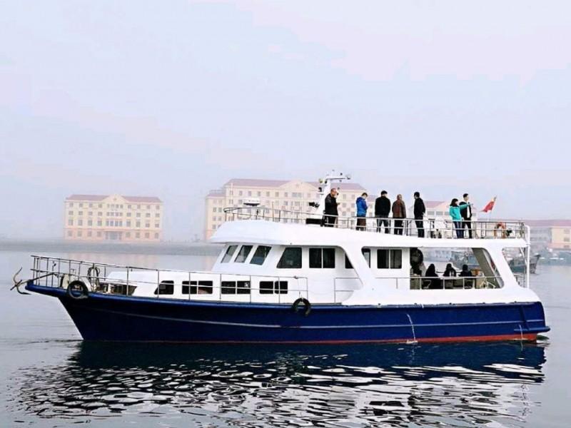 出售19米钢铁结构豪华游艇
