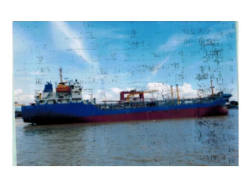 出售2011年建造3616载重吨CCS交通部运力油船