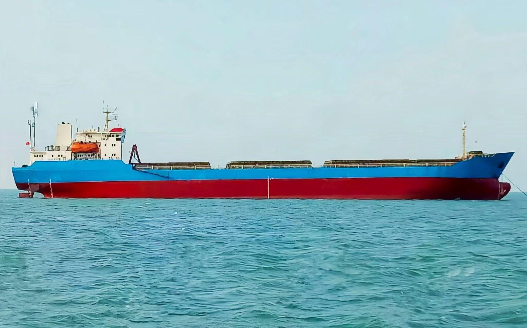 售1992年罗马尼亚建造13500吨杂货船