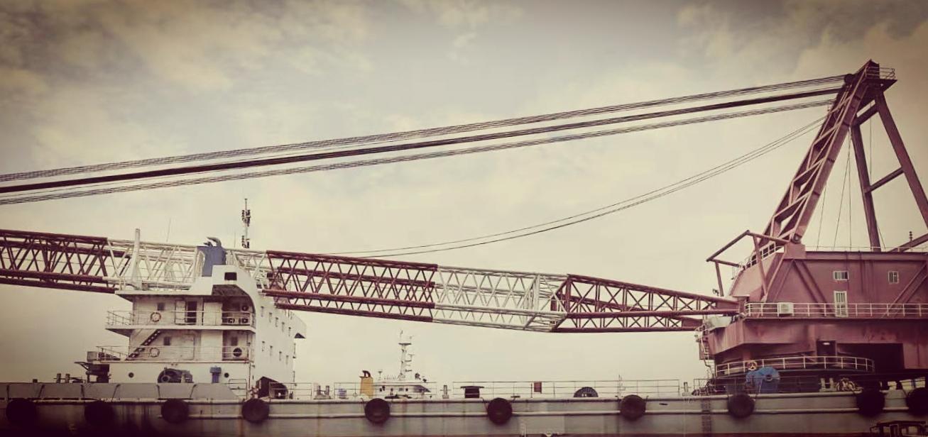 出租450吨浮吊