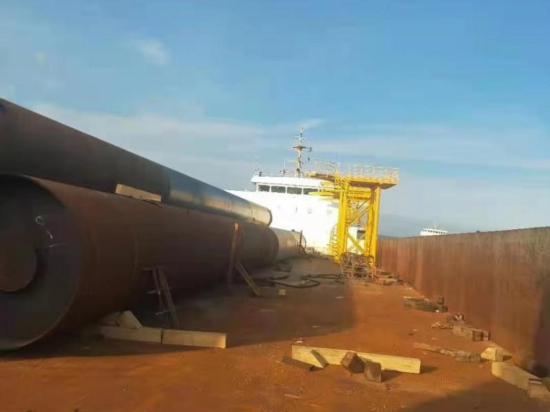 出售2020年造5000吨沿海后驾驶甲板货船