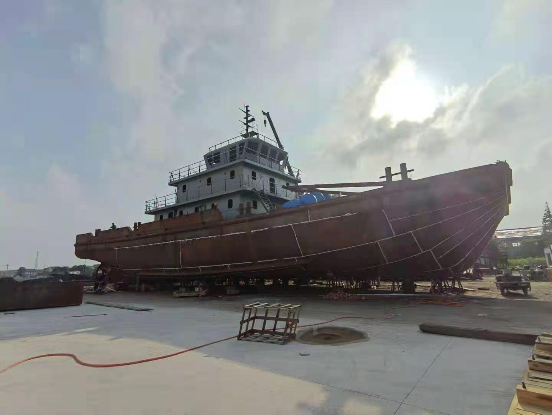 出售4000马力锚艇