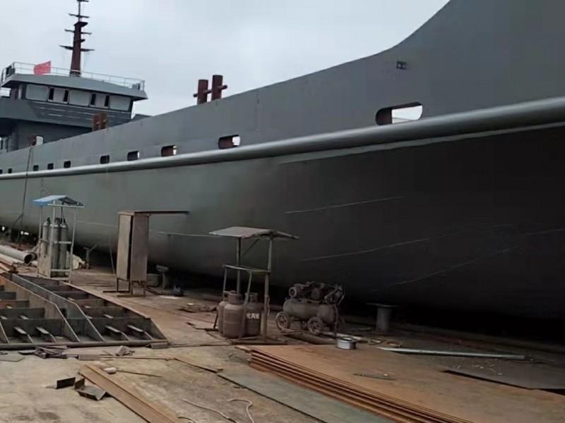 售:新造2021年沿海500吨甲板货船