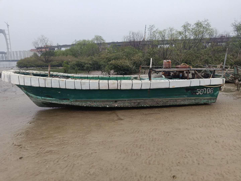 钓鱼渔船出售