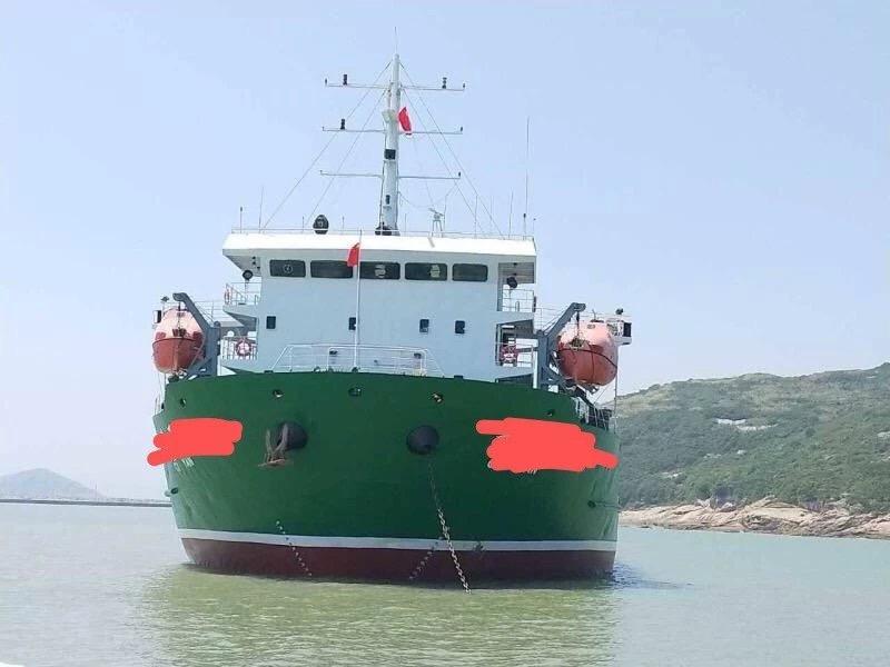 出售4348吨甲板驳船2700万