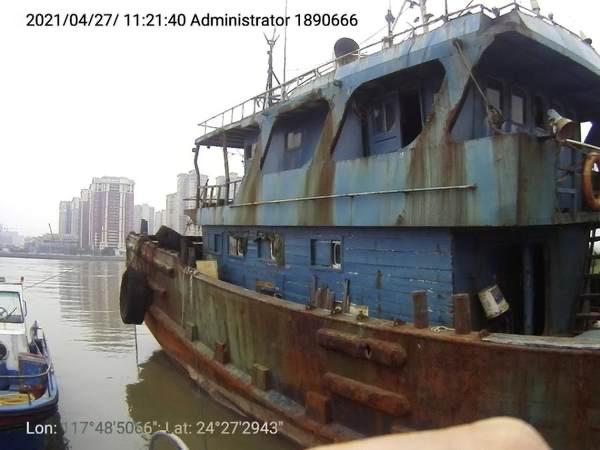 辅助捕捞船