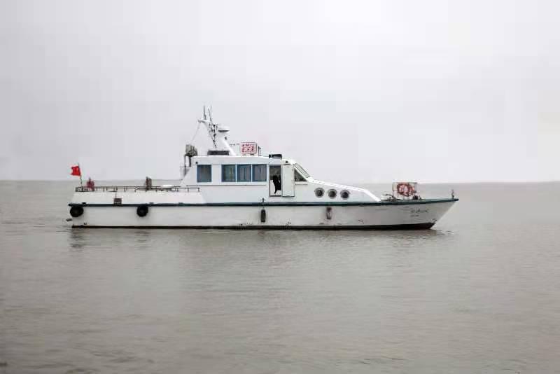 退役公务艇