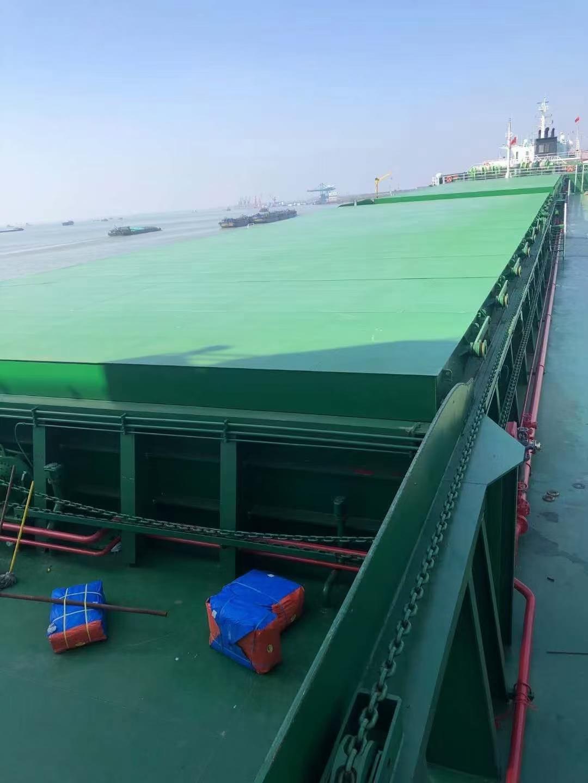 出售: 2021年造12500吨散货船