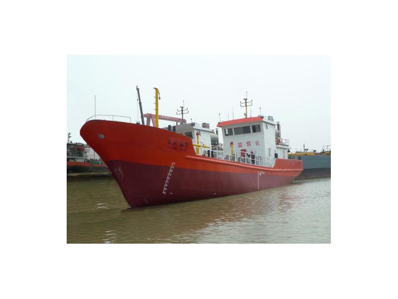 大连盛洋溢油应急污油水回收船接收船泰航油7