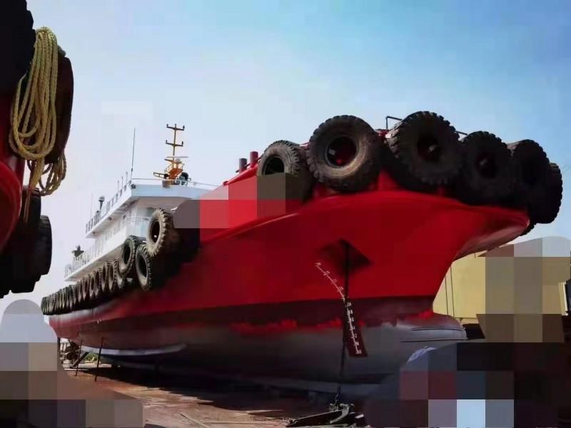 预售2021年造44米近海钢质交通船
