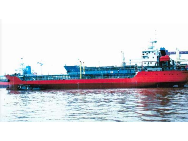 出售4500吨交通部运力油船