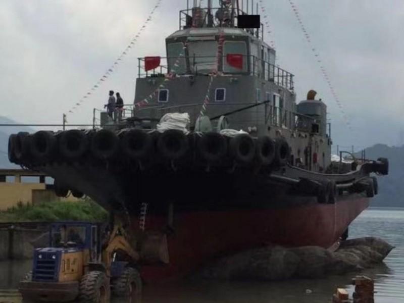 出售2021年造5000马力近海全回转拖轮