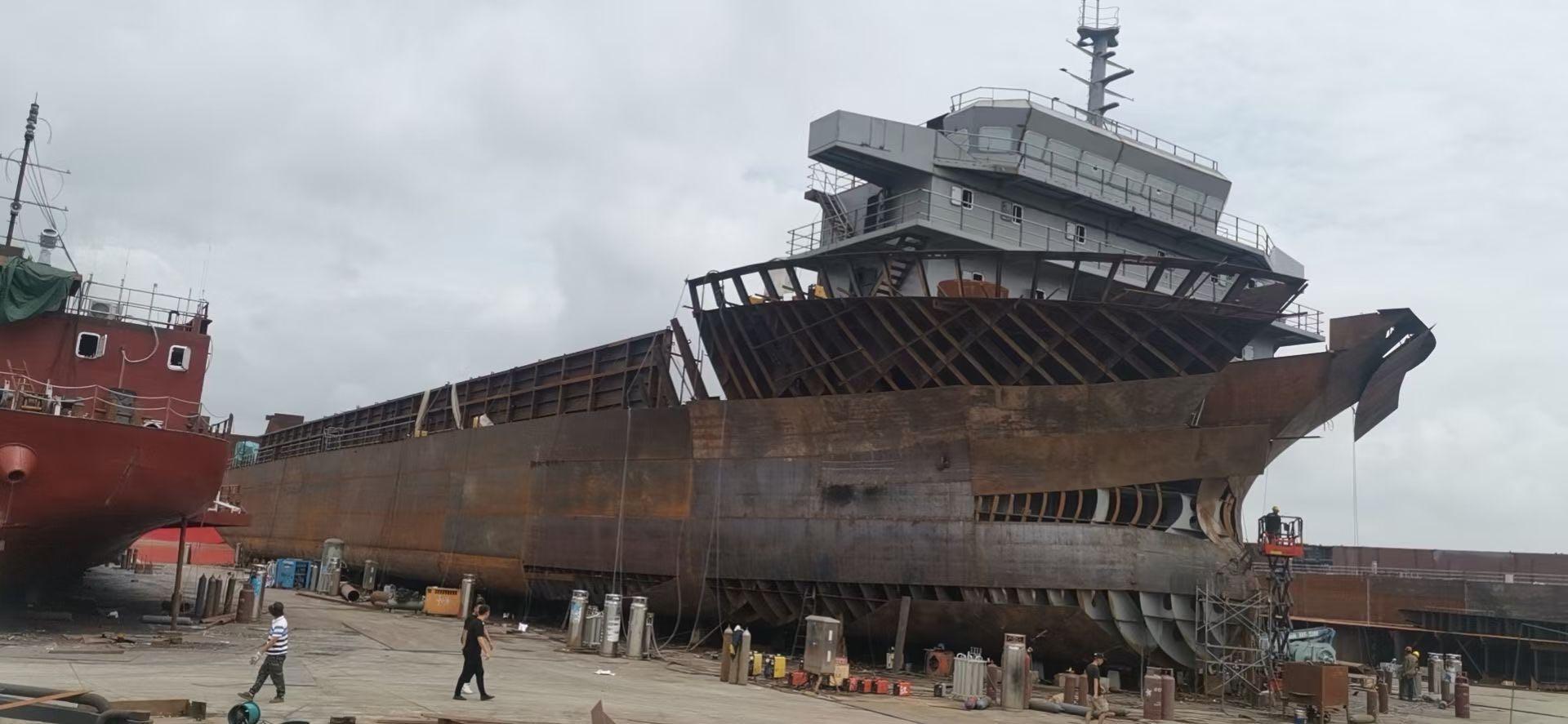 出售12000吨甲板船