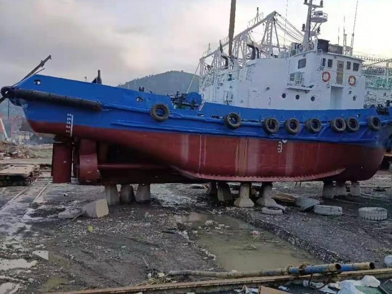 出售2002年造1500马力近海普通拖轮