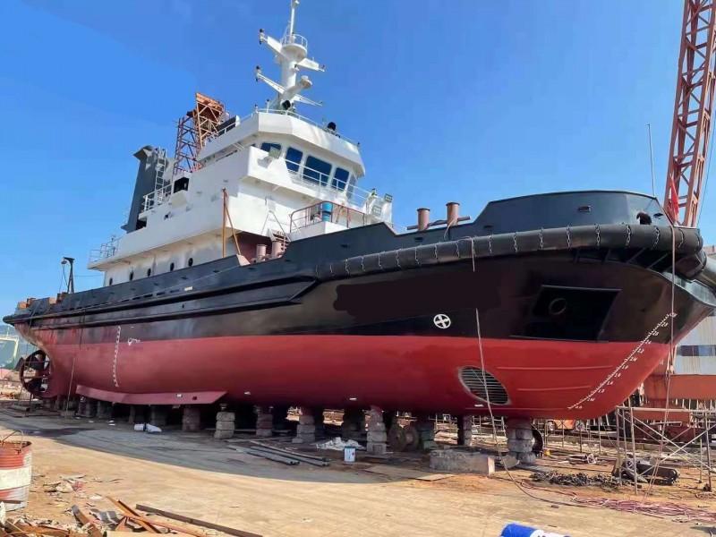 预售2021年造4000马力近海普通拖轮