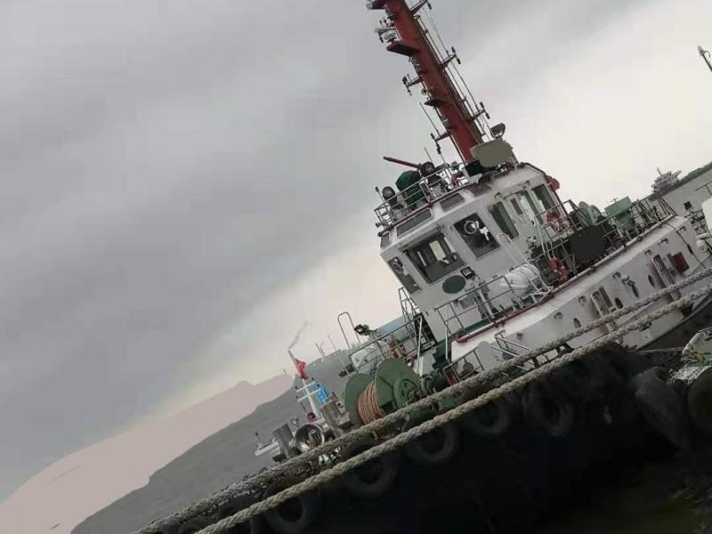 出售2012年造4000马力沿海全回转拖轮