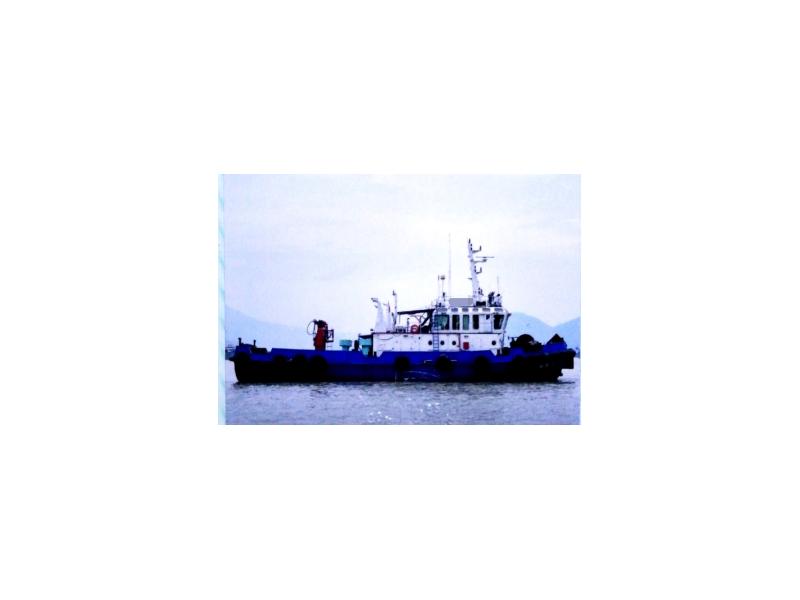 出售2008年造1300马力内河航区普通拖轮