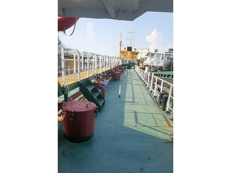 出售2003年造400吨沿海单底单壳三级油船
