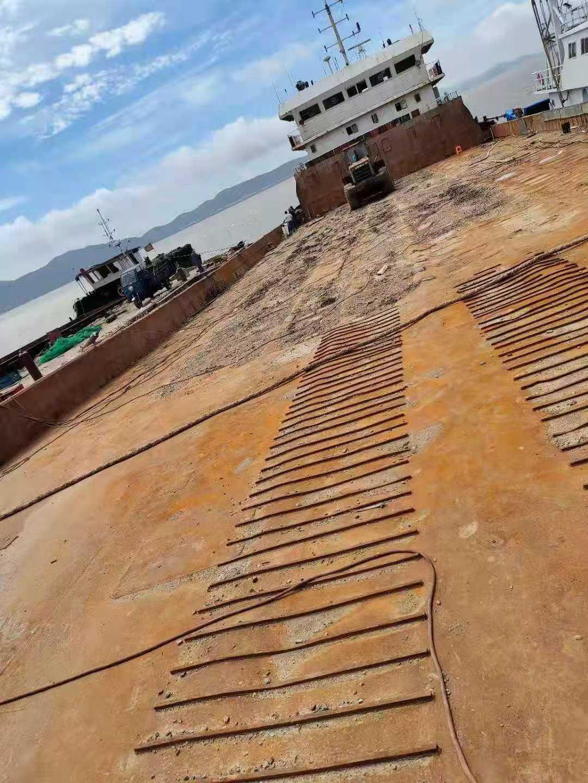 出售:2018年浙江造后驾甲板船