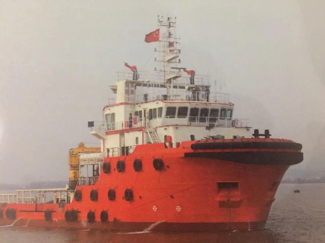 出售全新建造5222马力锚作供应拖轮,